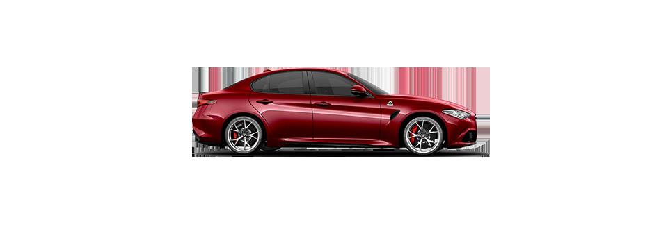 Sporty ny bil | Alfa Romeo Giulia Quadrifoglio